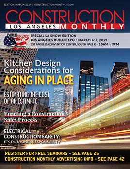 LA Construction Monthly Magazine March 2019