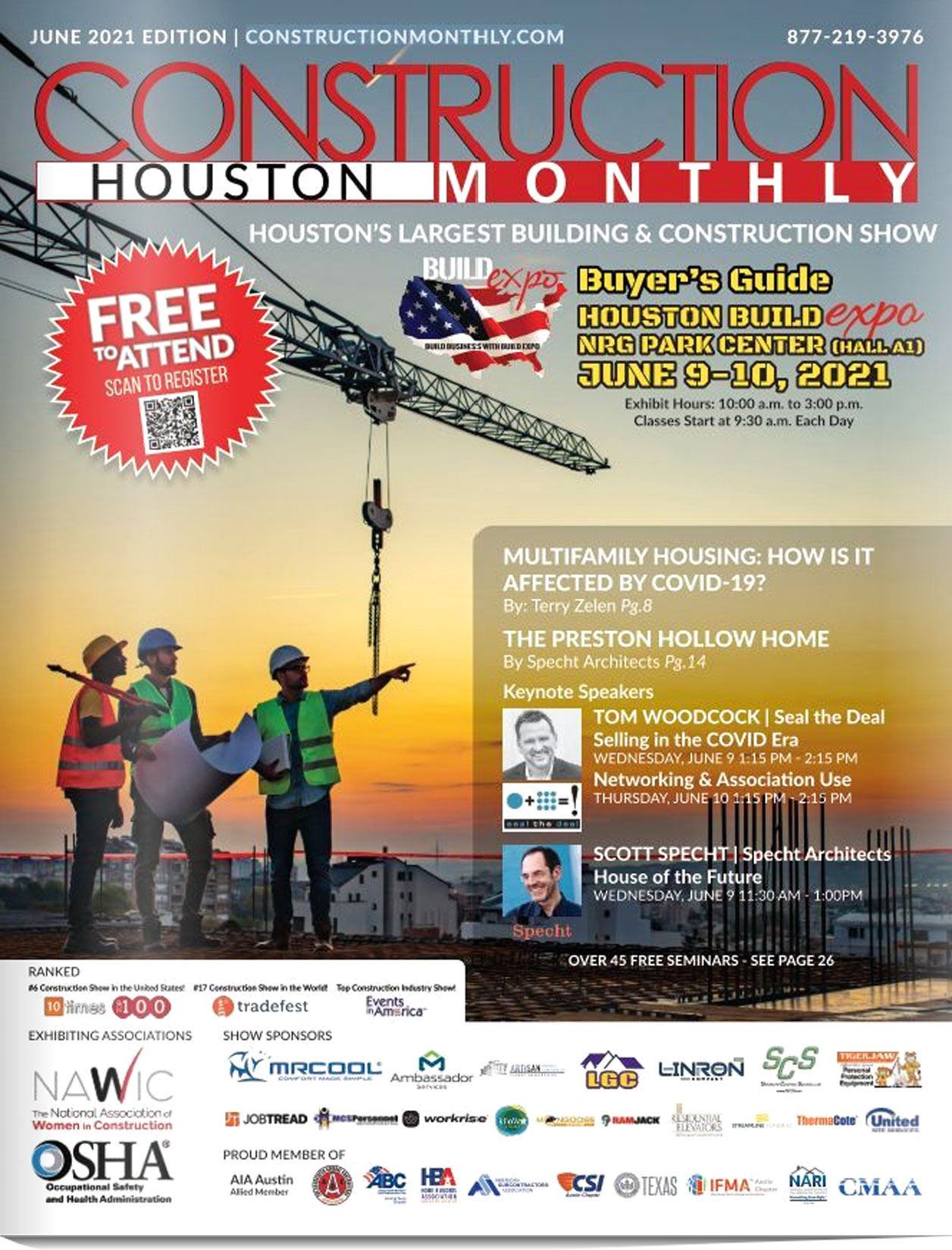 Dallas Construction Monthly